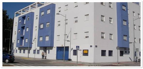Plazas de aparcamiento Avd. Menesteo